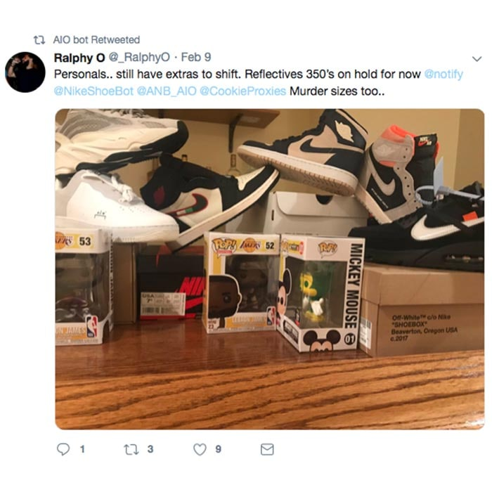 AIO Bot - Another All In One Sneaker Bot - AIO bot