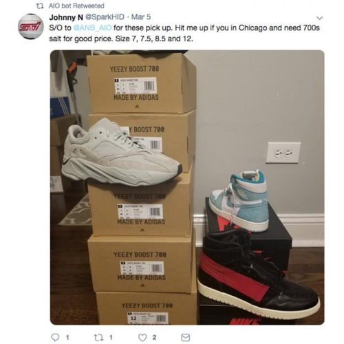 One Bot Sneaker Another Aio All In edCrxBoQWE