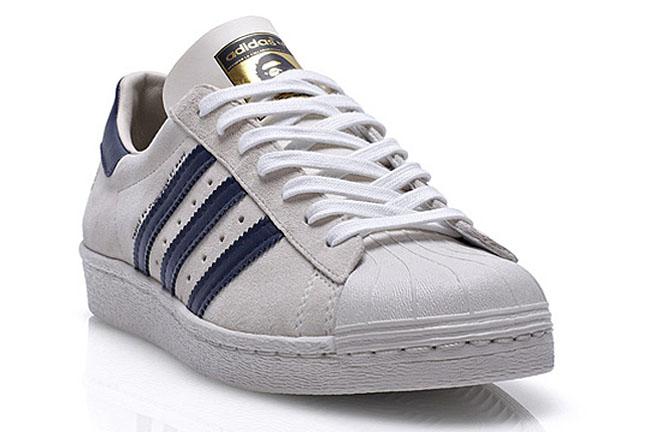 Adidas Bape Superstar B sides