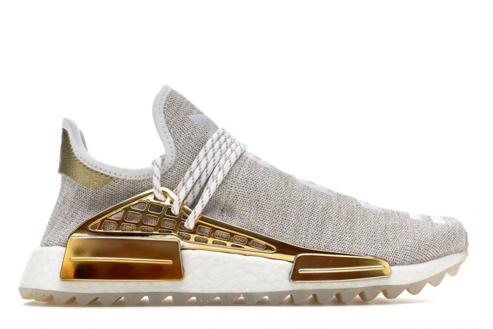 Adidas NMD Gold Friends and Family