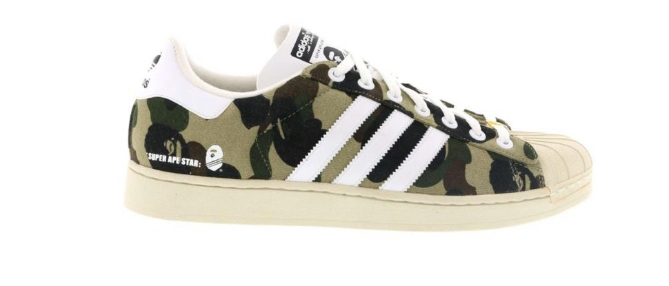 20310de38 16-years of Adidas Bape. How it Started
