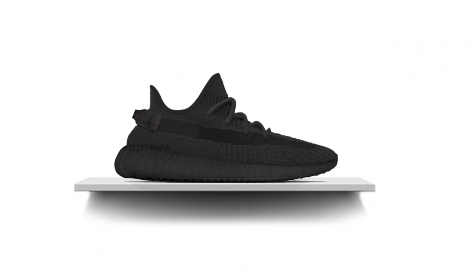 Adidas Yeezy Boost Triple black