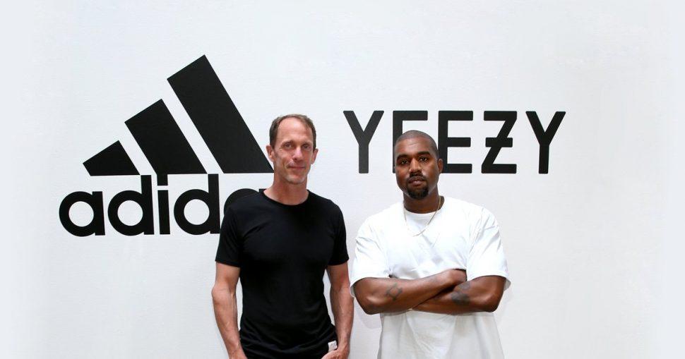 Adidas Yeezy Partnership