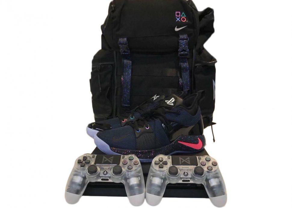 Nike PG 2 Playstation Pack
