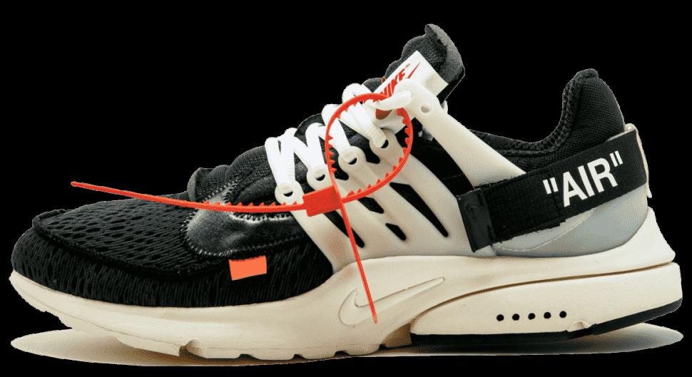 Nike x Off-white Presto 1