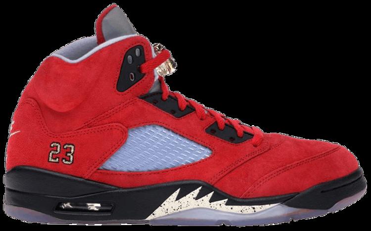 Air Jordan 5 Trophy Room Red