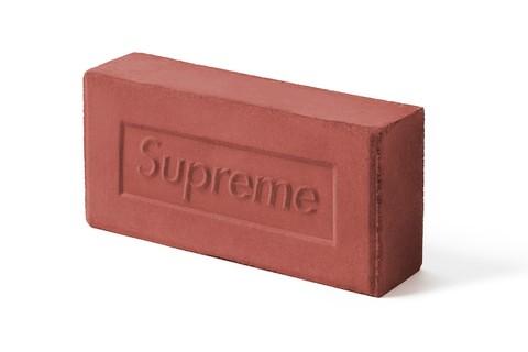 supreme collaborations brick