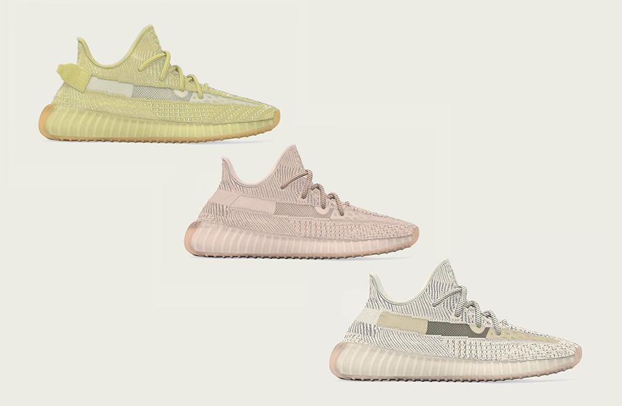 New Yeezy 350 V2 June 2019