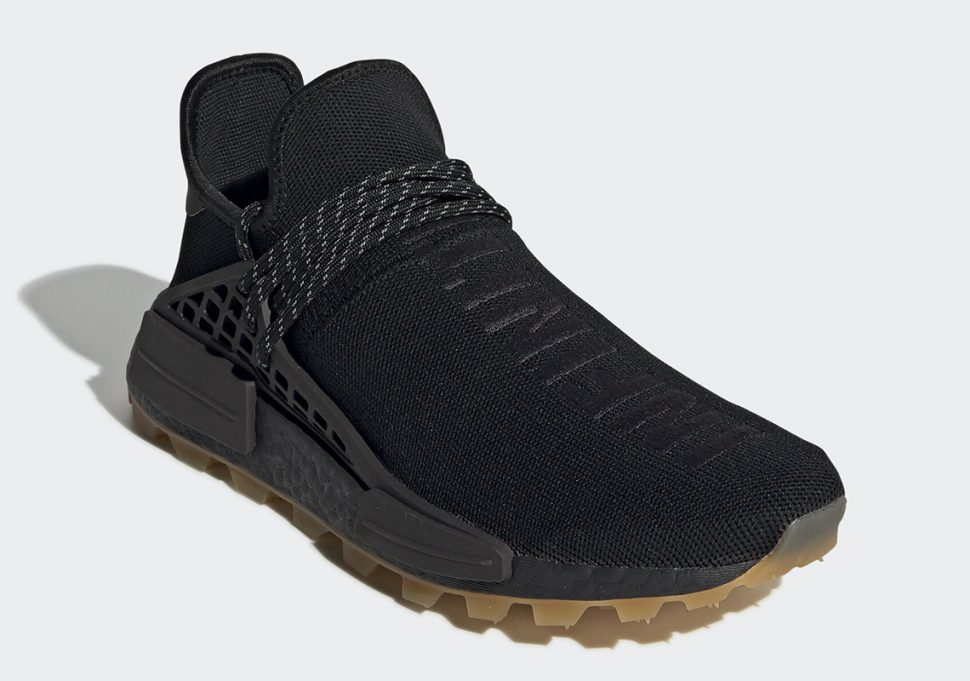 Adidas Pharrell NMD Black