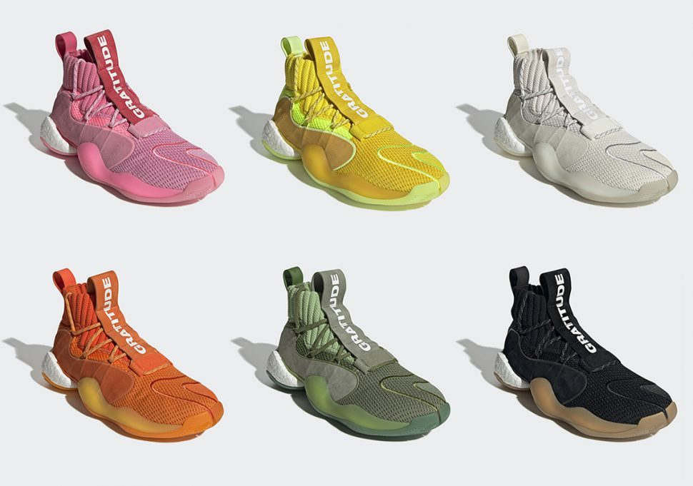 Adidas pharrell crazy byw x september-2019