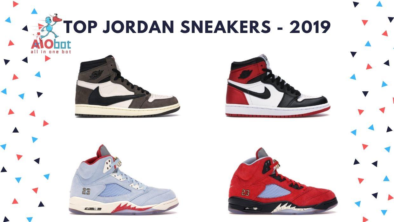 best jordan sneakers 2019