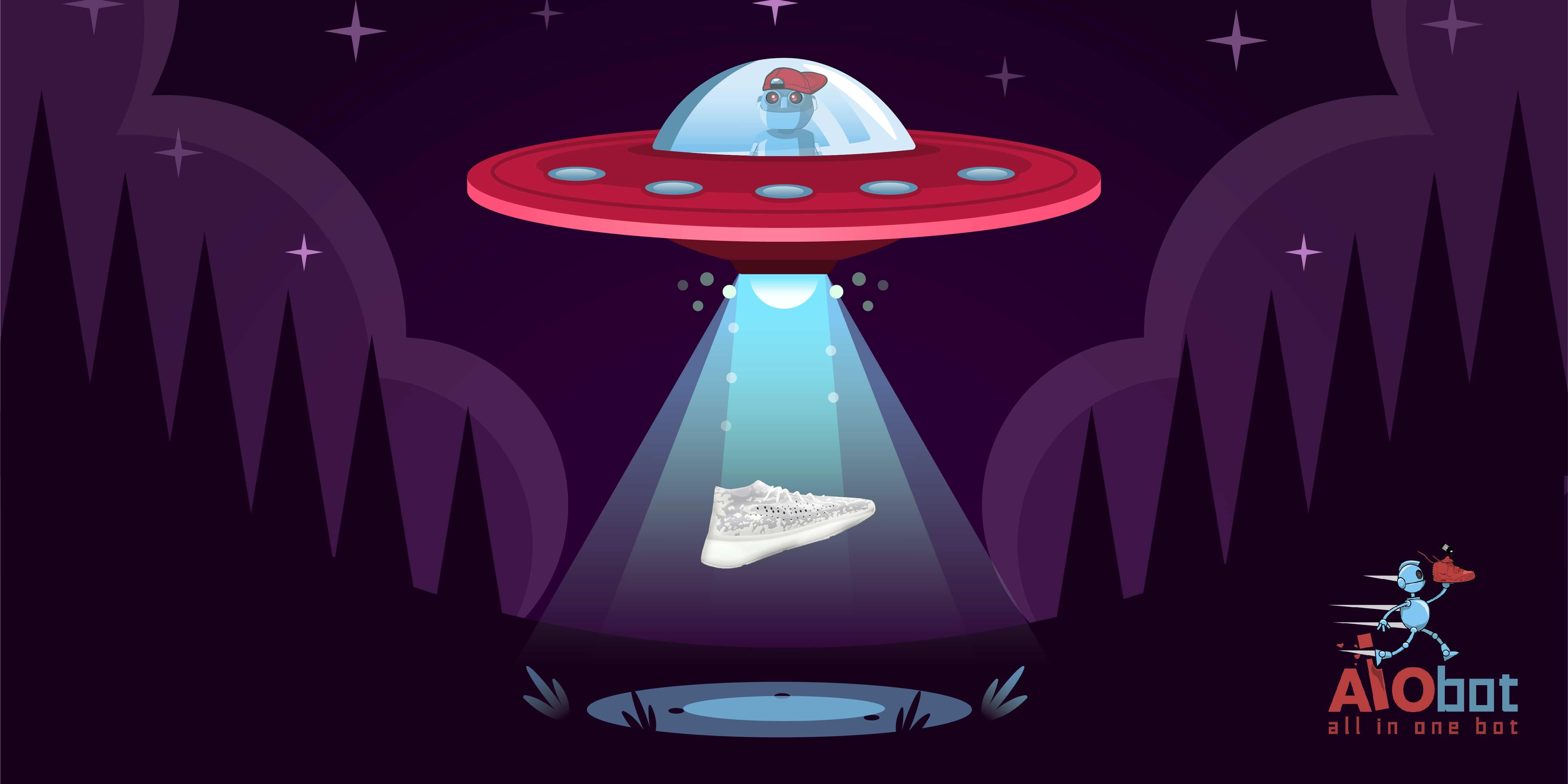 Yeezy 350 V3 Alien