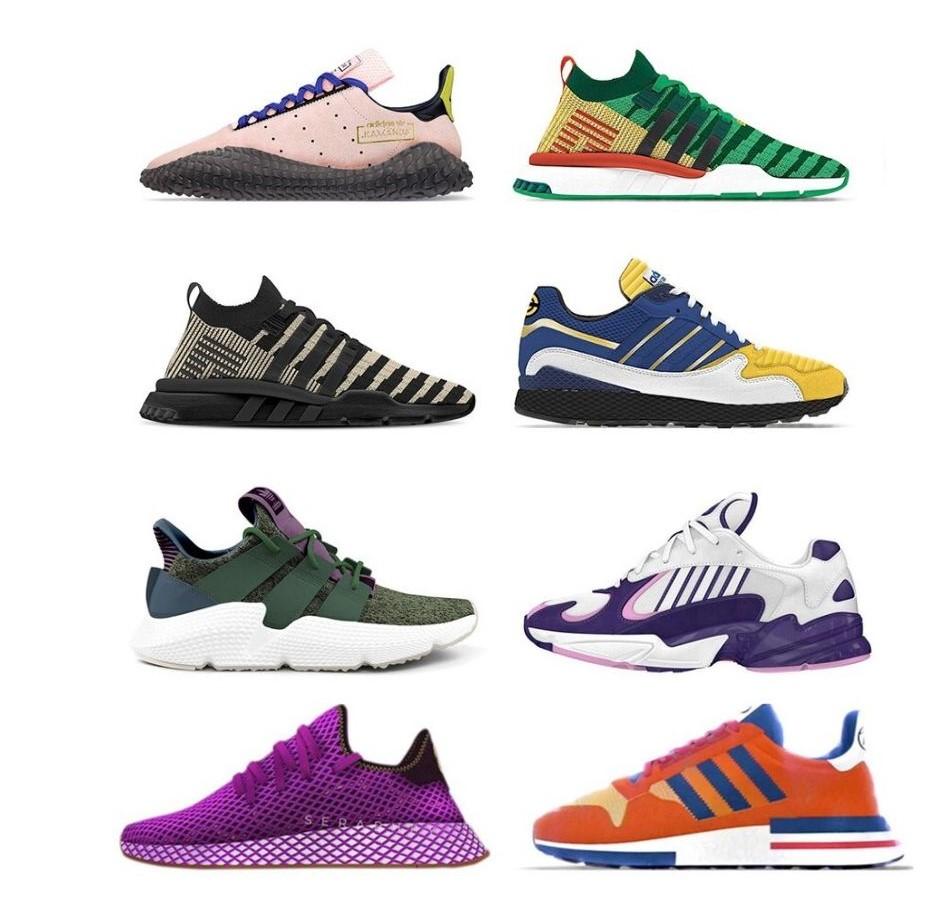 Adidas x Dragon Ball Z sneakers