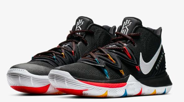 Nike Kyrie 5 x Friends 2019