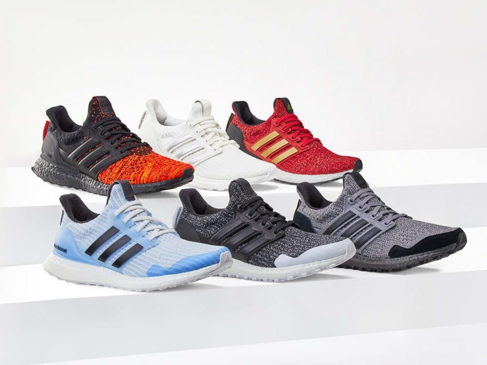best sneakers GoT Adidas Collection