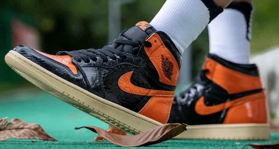 cozy fresh buy good performance sportswear Back to Break the Industry, The Air Jordan 1 Shattered ...