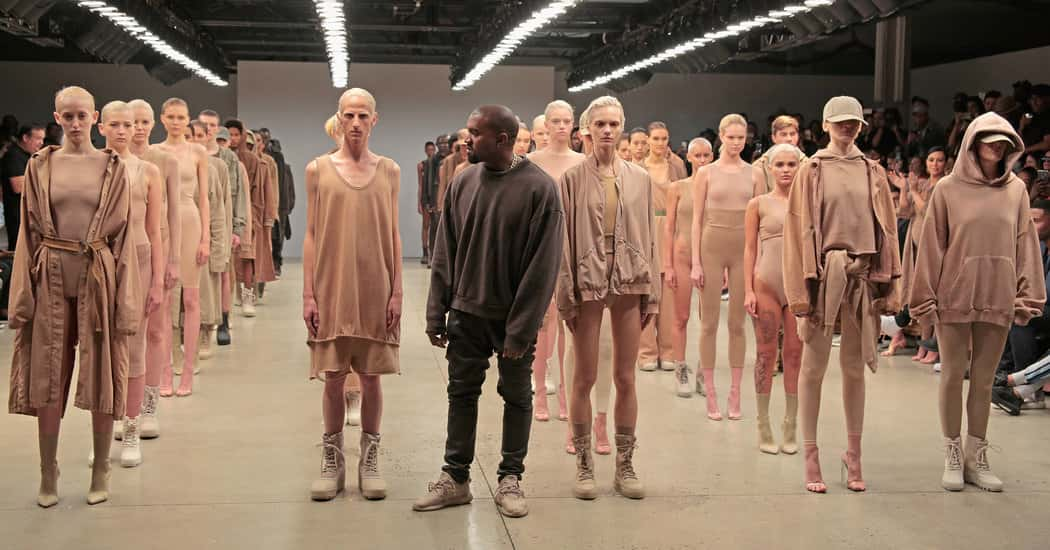 New Yeezy Clothing Line