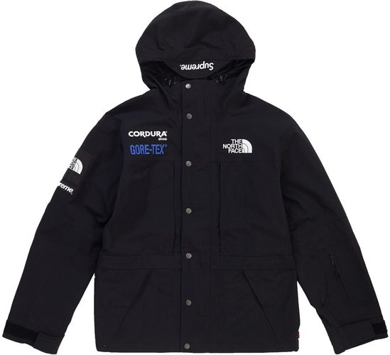 Supreme The North Face Expedition Jacket Black FW18