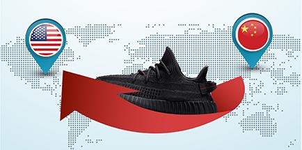Adidas Yeezy Sneakers US