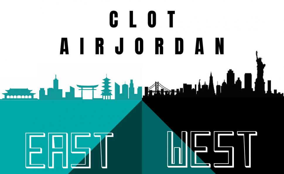 CLOT x Air Jordan 1 Mid