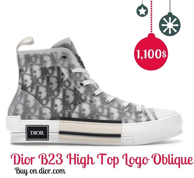 Dior B23 High Top