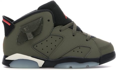 Jordan 6 Retro Travis Scott (TD)