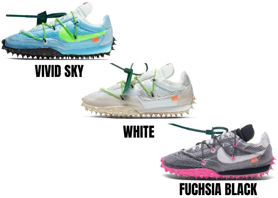 Nike Off White Waffle Racer