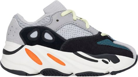 adidas Yeezy Boost 700 Wave Runner Solid Grey (Infants)