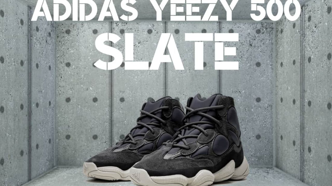 Yeezy 500 HIGH! The Winter-Ready