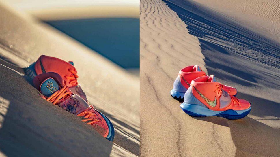 Concepts Nike Kyrie 6 - Khepri