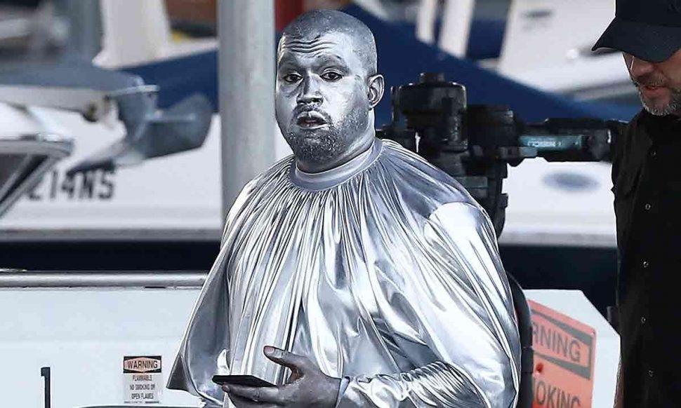 Fat Kanye West