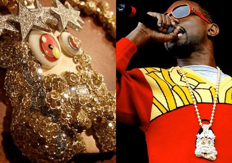 Kanye West jesus Piece