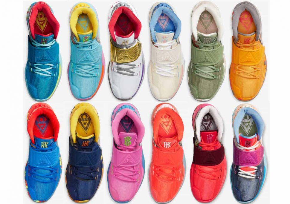 Nike Kyrie Preheat Pack