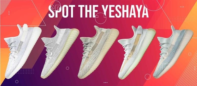 SHades of the Yeezy Yeshaya