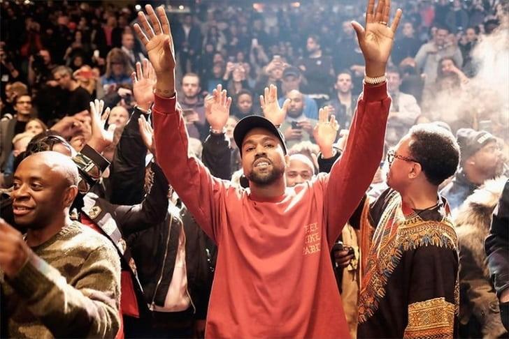 Sunday Service - Kanye Facts