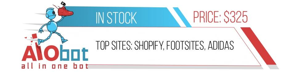Best sneaker bots 2020 AIO bot