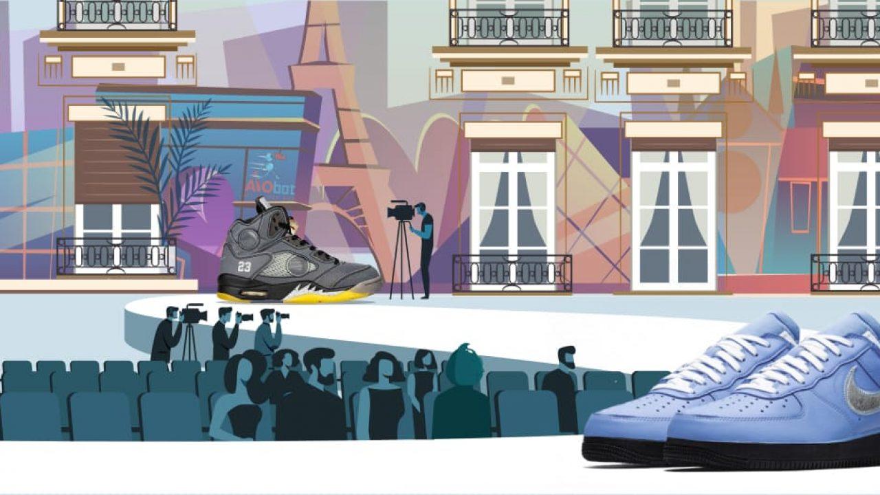 2020 Paris Fashion Week!   AIO bot