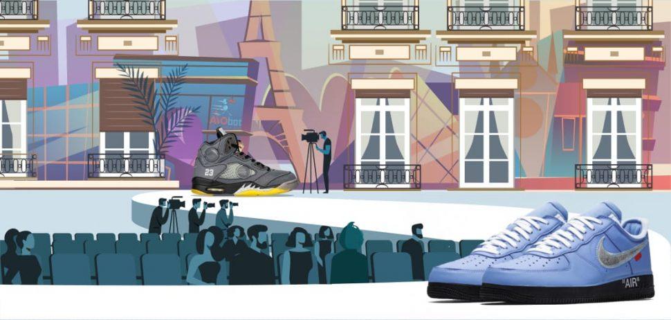 New Sneakers in 2020 Paris Fashion Week - AIO Bot