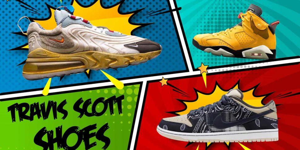 Travis Scott Nike - Cactus Jack 2020