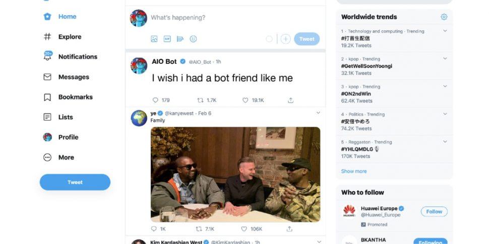 AIO Bot Twitter