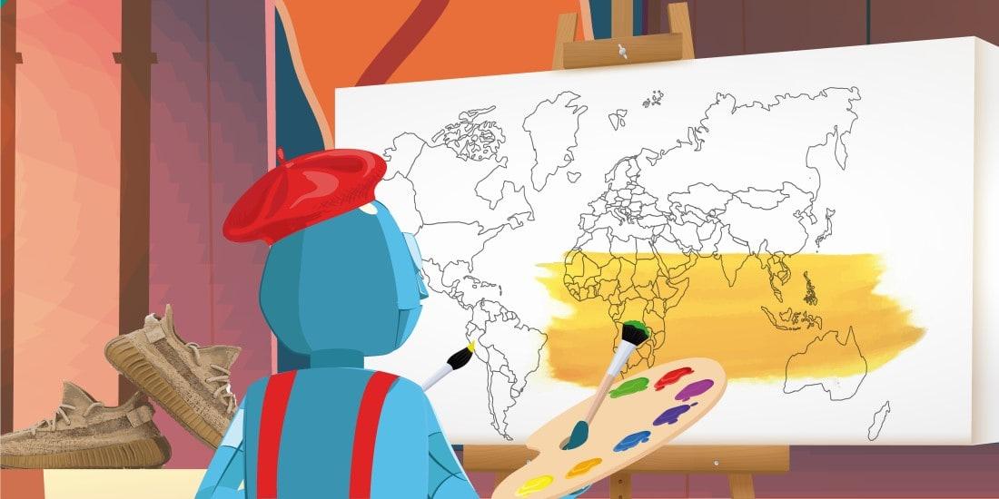 Regional Yeezy Colorways - AIO Bot