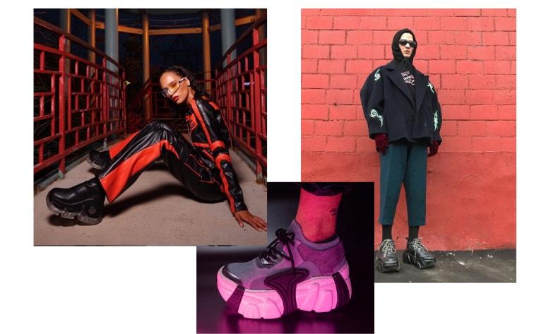 SWEAR - Sneaker Brands