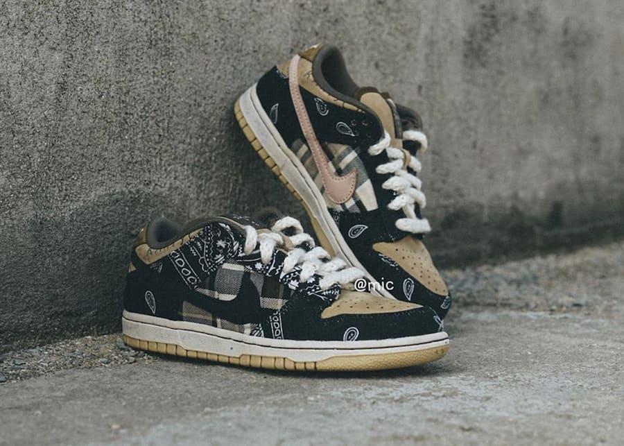 Nike Travis Scott SB Dunk Low