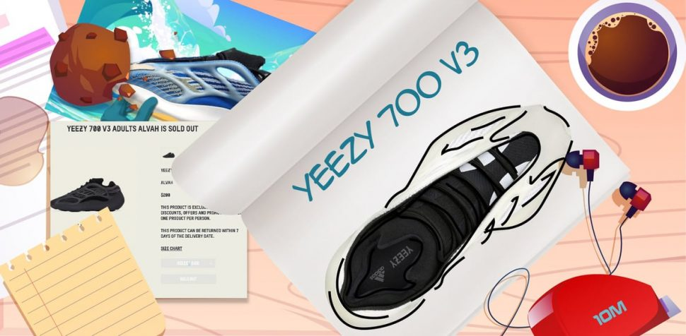 size guide yeezy 700
