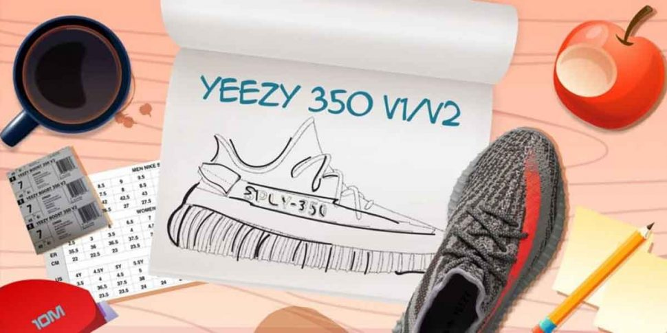 YZY Boost 350 V1 and V2 - AIO Bot