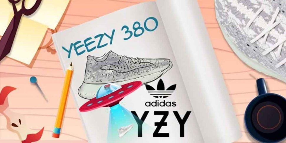Yeezy 380 - Yeezy Size Guide - AIO Bot