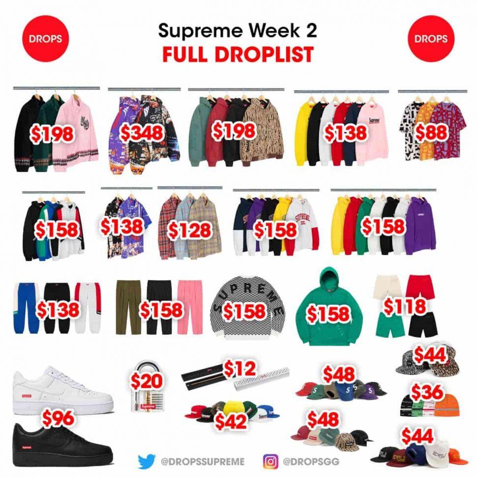 Supreme Nike ALL