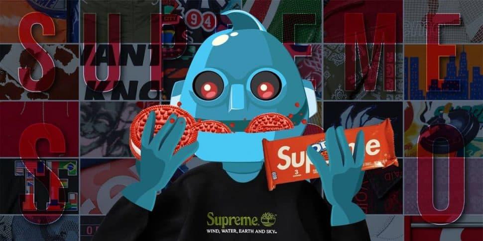 Supreme Oreos and Timberland Droplist - AIO_Bot
