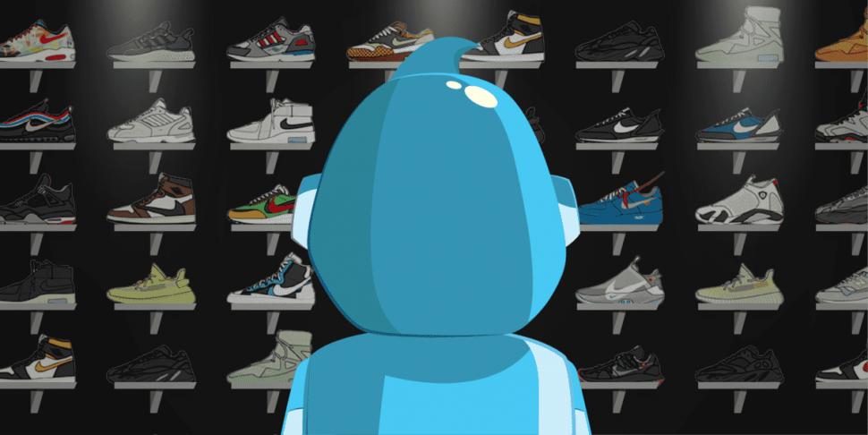 sneaker storage solutions