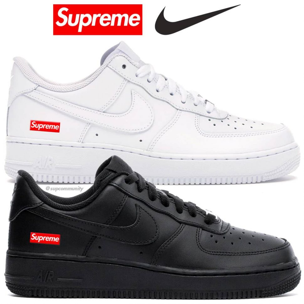 Supreme Nike TOGETHER